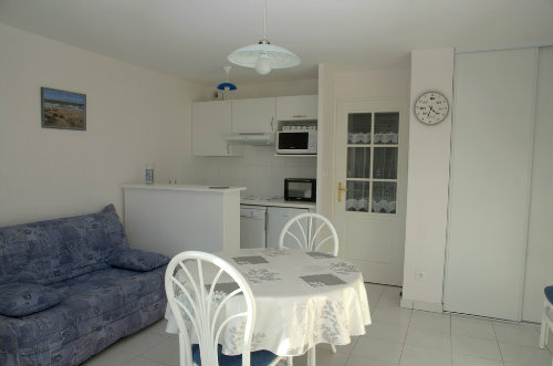 Flat in stella plage - Vacation, holiday rental ad # 40392 Picture #2