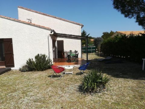 House in SAINT CYPRIEN PLAGE  - Vacation, holiday rental ad # 40409 Picture #1