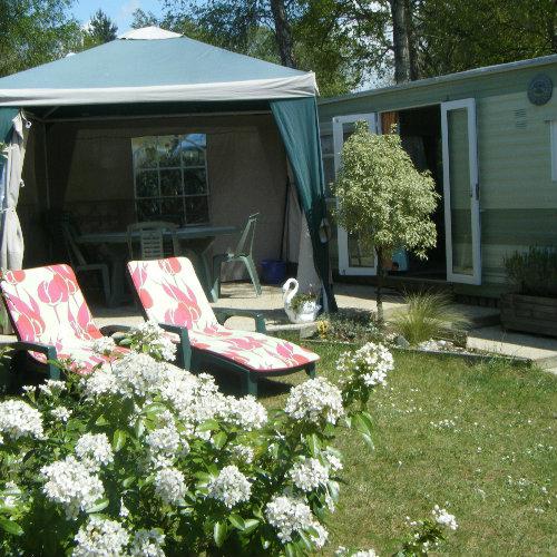 Mobil-home Pont Aven - 7 personnes - location vacances  n°40416