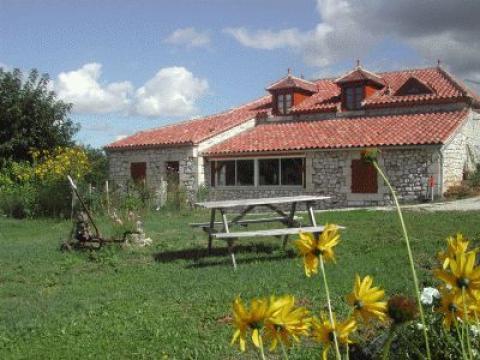 Bauernhof in Penne d'agenais für  2