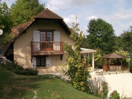 Gite Fontaine Sous Jouy - 5 personnes - location vacances  n°40434