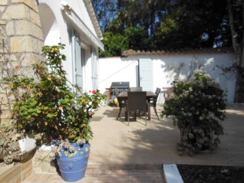 House in LE CANNET - Vacation, holiday rental ad # 40452 Picture #4