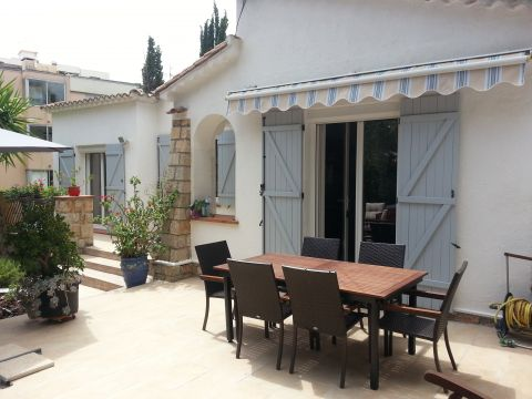 House in LE CANNET - Vacation, holiday rental ad # 40452 Picture #7