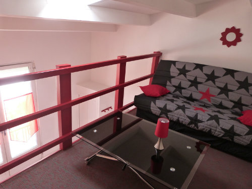 Appartement 3 personnes La Rochelle - location vacances  n°40473