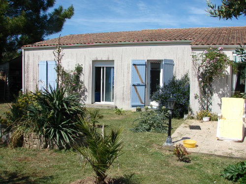 House Dolus D'oléron - 6 people - holiday home  #40518