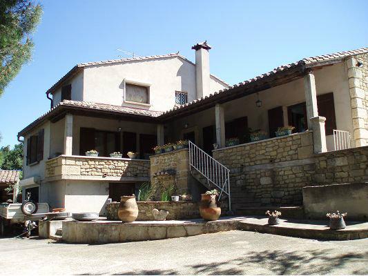 Maison Aubais - 6 personnes - location vacances  n°40528