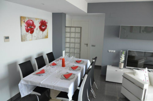 Flat L'ametlla De Mar - 6 people - holiday home  #40534