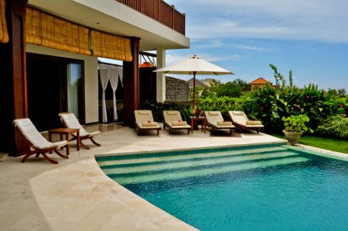 Maison à Canggu pour  6 •   avec piscine privée
