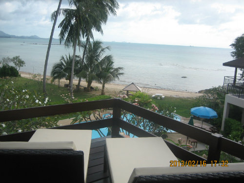 House in Koh Samui - Vacation, holiday rental ad # 40581 Picture #1