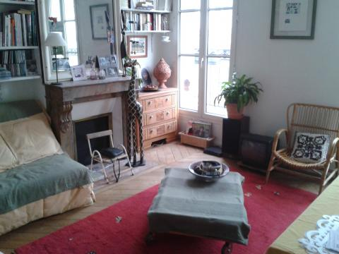 Flat Paris - 2 people - holiday home  #40583
