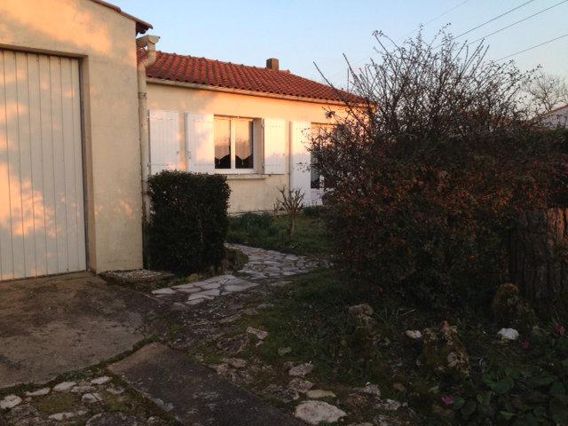 Huis La Rochelle (4 Km) - 6 personen - Vakantiewoning  no 40615