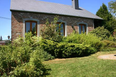 Gite in Durbuy for   14 •   animals accepted (dog, pet...)