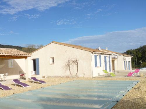 Maison Castillon Du Gard - 12 personnes - location vacances  n°40625