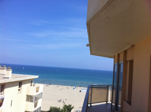 Canet-plage -    view on sea