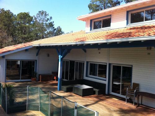 Maison Hossegor - 10 personnes - location vacances  n�40683