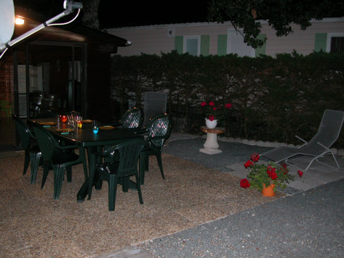 Mobile home in biscarrosse - Vacation, holiday rental ad # 40687 Picture #0