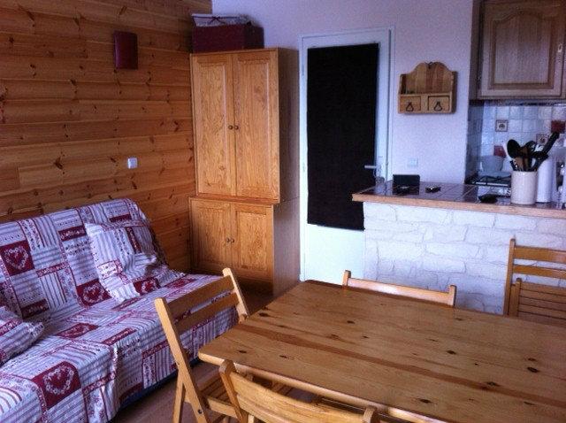 Studio 4 personnes Le Sauze - location vacances  n°40723