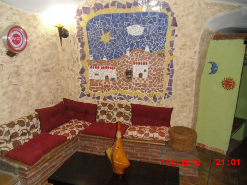 House in Guadix for   4 •   yard   #40735