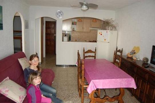 Appartement Empuriabrava - 4 personnes - location vacances  n°40760