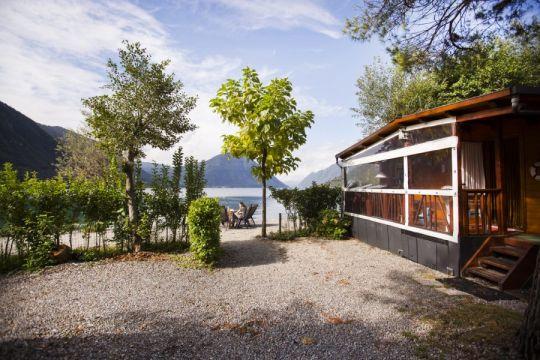 Chalet Porlezza - 5 personen - Vakantiewoning  no 40787