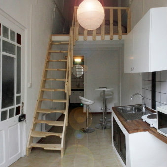 Maison Arles - 3 personnes - location vacances  n°40795