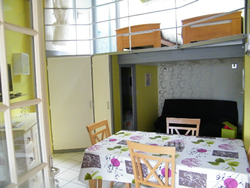 Saint palais sur mer -    1 bedroom