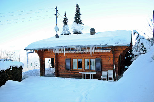 Chalet Les Agettes - 8 people - holiday home  #40815