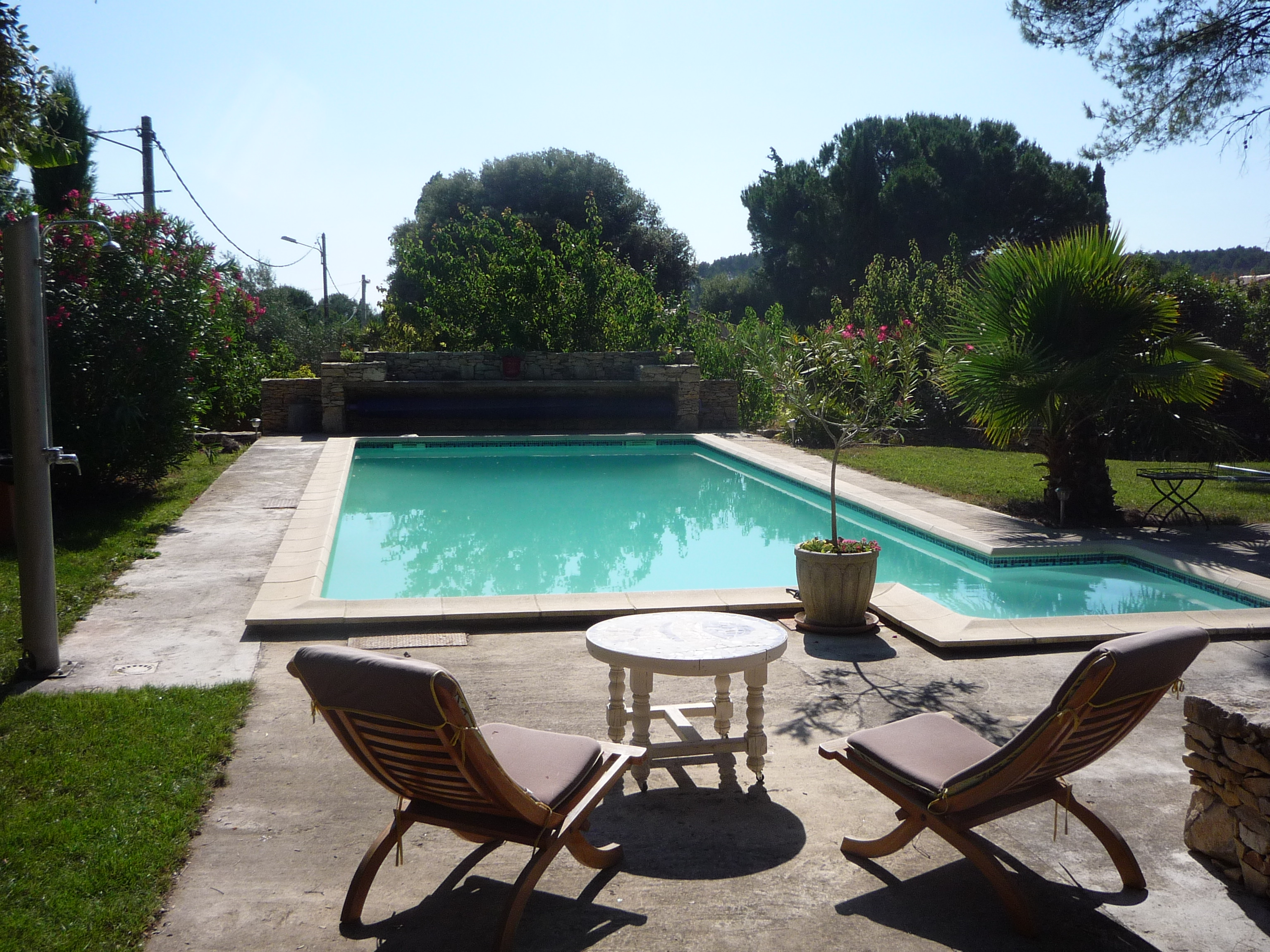 Gite Nages Et Solorgues - 5 people - holiday home  #40832