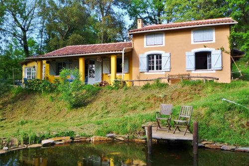 Maison Collobrieres - 5 personnes - location vacances  n�40837
