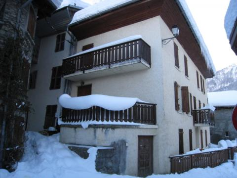 Maison Peisey Nancroix - 4 personnes - location vacances  n°40841