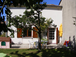 Gite 6 people Moulidars - holiday home