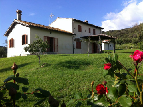 House Rome Cerveteri - 8 people - holiday home  #40869