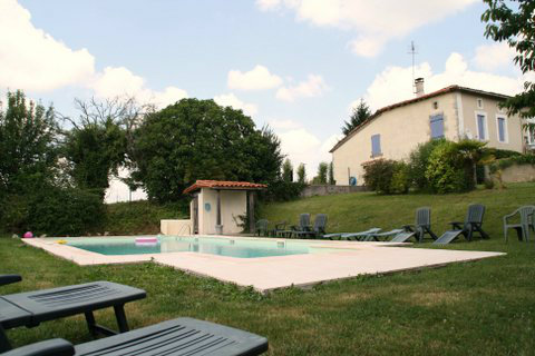 Gite in Brossac - Vacation, holiday rental ad # 40886 Picture #11