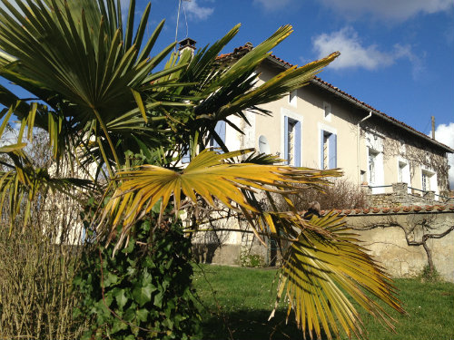 Gite Brossac - 6 people - holiday home  #40886