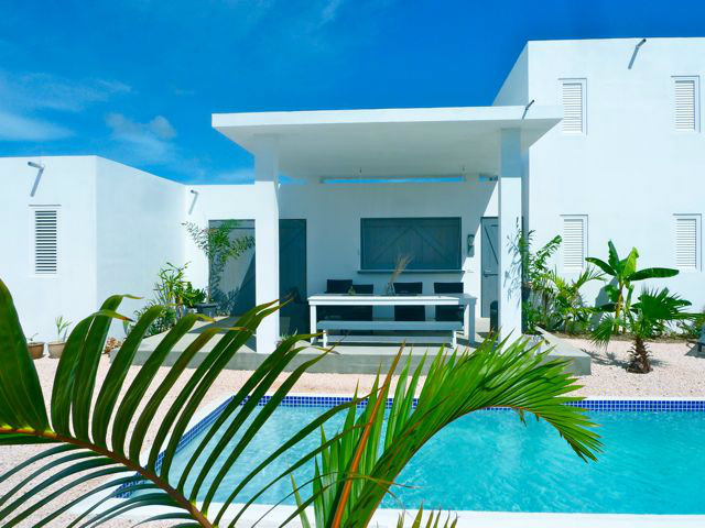 Maison Villa Tropical, Vista Royal, Curacao - 6 personnes - location vacances  n°40938