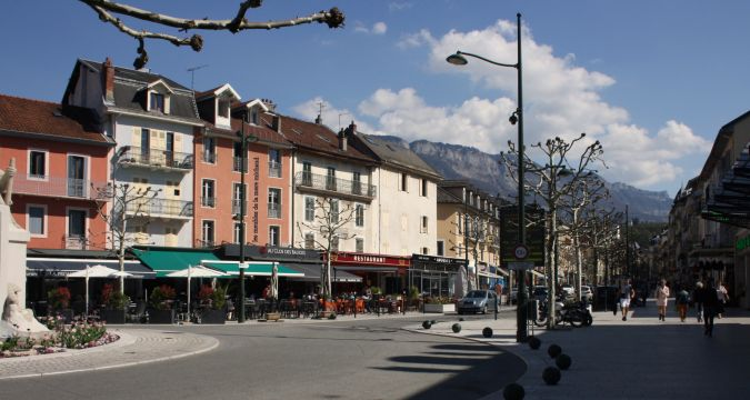 Flat in Aix les bains - Vacation, holiday rental ad # 40940 Picture #10