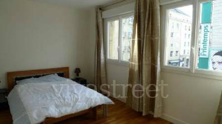 Flat in caen - Vacation, holiday rental ad # 40949 Picture #2