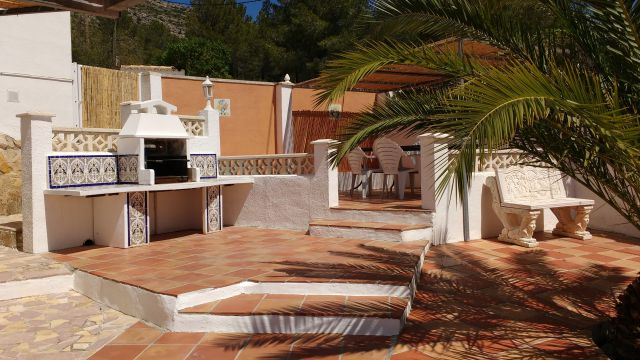 House in Jalon/Xalo - Vacation, holiday rental ad # 40951 Picture #4