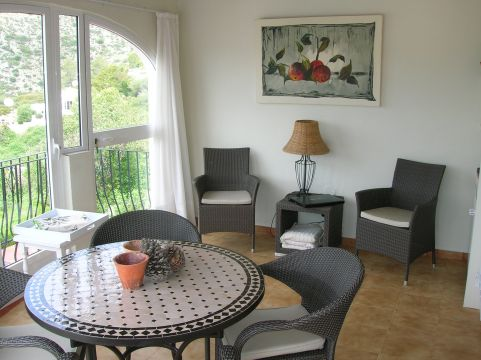 House in Jalon - Vacation, holiday rental ad # 40951 Picture #6