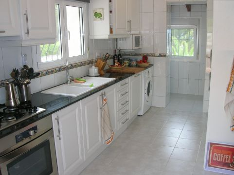 House in Jalon - Vacation, holiday rental ad # 40951 Picture #8