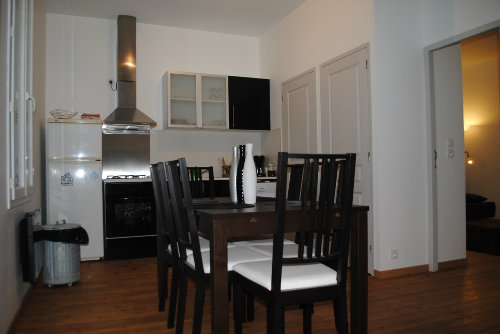 Flat in Coutras for   4 •   1 bedroom