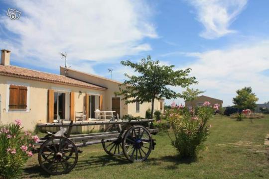 Gite in Aigues mortes voor  4 •   met terras