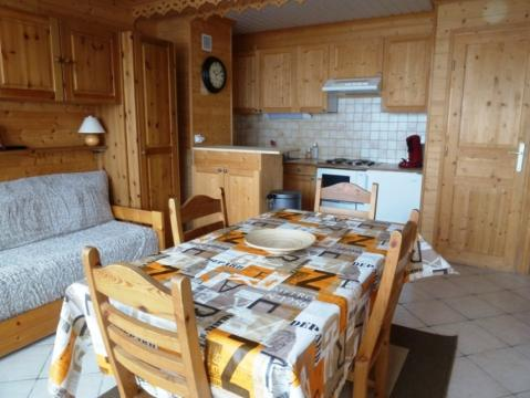 Appartement Tignes - 5 personnes - location vacances  n°40991