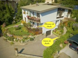 Maison à Embrun pour  2 •   avec terrasse