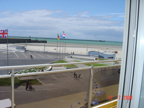 Boulogne sur mer -    view on sea