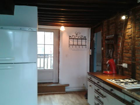 Flat in Montreuil sur mer - Vacation, holiday rental ad # 41029 Picture #2