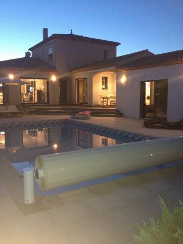 Maison Lezignan La Cebe  - location vacances  n°41035
