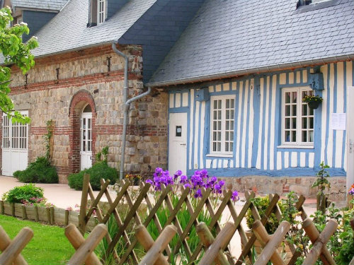 Chalet Sotteville Sur Mer - 5 people - holiday home  #41056