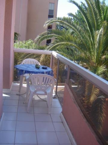 Flat in Argeles Plage - Vacation, holiday rental ad # 41062 Picture #1