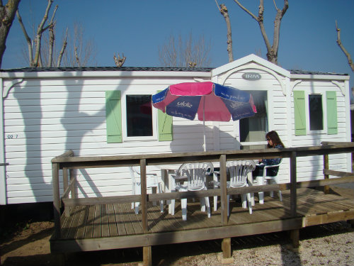 Mobil-home 6 personnes Valras Plage - location vacances  n°41064